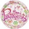 Piattini Princess Diva