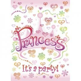 Biglietti invito Party Princess Diva