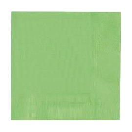 Tovaglioli Verde 33x33cm 20pz