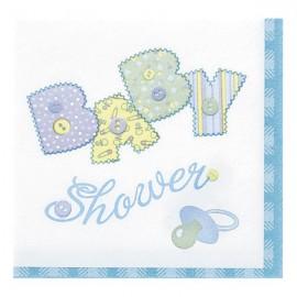 Tovaglioli Baby Blue