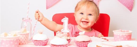 Feste bebe baby shower nascita battesimo primo for Decorazioni compleanno bimba