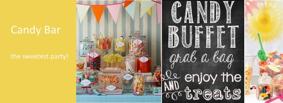 Candy Buffet Party